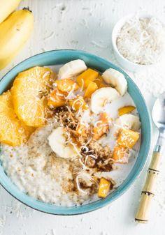 Porridge Mania : banane !