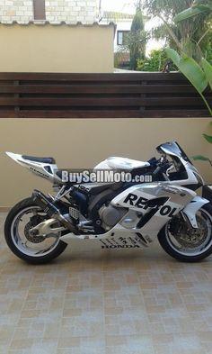 HONDA - CBR, Super sport, 751-1000cc, 2005, USED [#21352EN] Cyprus Cars, Super Sport, Cbr, Cars For Sale, Honda, Motorcycles, Vehicles, Sports, Hs Sports