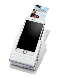 Prynt Inkless Mini Photo Printer, $150, Bloomingdale's