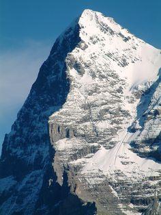 Eiger, CH - Lauterbrunnenvalley, Foto: Sabina Kulicka