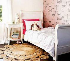 Himmelbett dachschräge kinder  Mädchenzimmer - In die schöne Mädchenwelt eintauchen ...