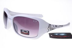 Whlesale Goods ... Buy Cheap Oakley Womens Style Sunglasses White Frame $12.93...