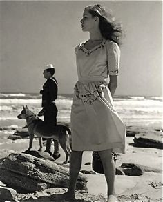 Lauren Bacall, 1943 Photo by Louise Dahl-Wolfe