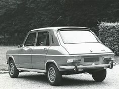 Simca 1100 TI - 1973