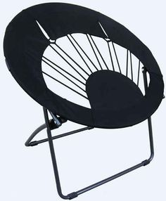 Beau Bungee Chair Folding Dorm Lounge Chair