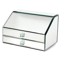 $48.95 Mirrored Jewelry Box | Zzgifts-5000-10000 | Z Gallerie