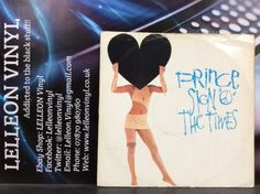 """Prince Sign Of The Times 12"""" Single Vinyl W8399T 920648 A1/B1 Pop 80's Music:Records:12'' Singles:Pop:1980s"""