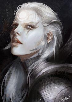 Diana, Scorn of the moon by Skyzocat.deviantart.com on @deviantART