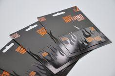 PVC-Karten mit partiellem UV-Lack
