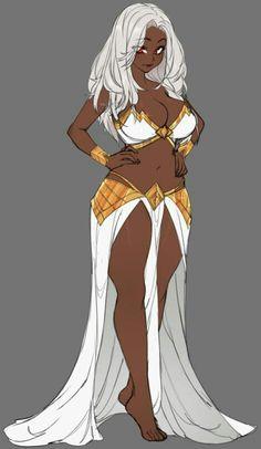 69 Ideas memes girl fire for 2019 Fantasy Character Design, Character Design Inspiration, Character Concept, Character Art, Black Girl Art, Black Women Art, Art Girl, Black Anime Characters, Female Characters