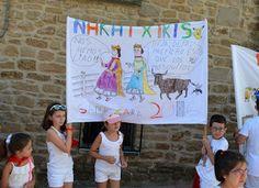 Santacara: Concurso de Pancartas - Fiestas de Santacara