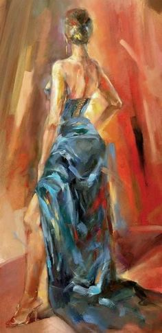 Anna Razumovskaya - Anticipation
