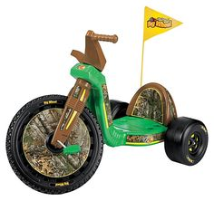 Bass Pro Shops Realtree Xtra Camo Big Wheel Ride-On Toy for Kids | Bass Pro Shops