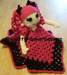 Knotty Hooker Designs: Lalaloopsy Lovey