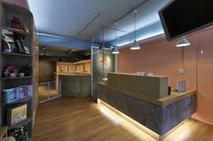 Gallery of Petaholic Hotel / sms design - 5