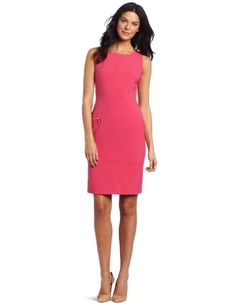 Calvin Klein Women's Zipper Dress: http://www.amazon.com/Calvin-Klein-Womens-Zipper-Dress/dp/B006WVD6HK/?tag=pinterest082-21