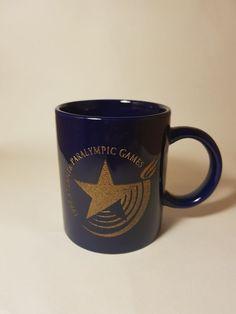 Rear Coffee Mug Atlanta 1996 Summer Olympic Games (ONLY ONE ON EBAY)