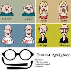 Como unas gafas cambian las cosas #humor #joke