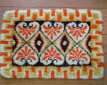 The Magi-Carpet Automatic Needle Vintage 1960's Danish Rug Hook Tufting Tool - Google Search
