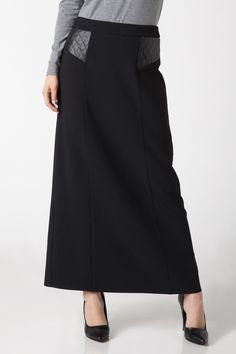 Defacto Marka Uzun Etek Uzun Modeli Ve Sik Tarzi Ile Gomleklerinizle Kombinleyerek Kolayca Sik Gorunebileceginiz Defacto Bayan Skirt Fashion Fashion Skirts