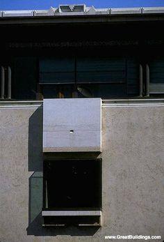 Great Buildings Image - Banca Popolare di Verona/Carlo Scarpa
