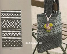 Всем, кто вяжет, дарю старые идеи для новых работ Tapestry Crochet Patterns, Lace Patterns, Knitting Designs, Knitting Projects, Knitting Charts, Knitting Patterns, Crochet Chart, Knit Crochet, Pinterest Crafts