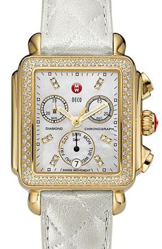 Make Your Own MICHELE watch!!