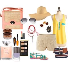 """Summer Outfit"" by diramirez1413 on Polyvore"