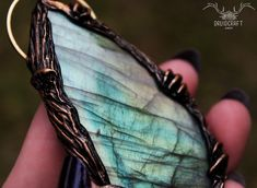 My name is Nina & I'm the creator of Druidcraft Jewelry. I make jewelry by hand using crystals, silver and polymer clay. Jewelry Shop, Handmade Jewelry, Jewelry Making, Polymer Clay Art, Polymer Clay Jewelry, Labradorite Jewelry, Crystal Jewelry, Mushroom, Woodland