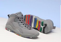 size 40 c8bb3 c2117 Jordan 10, Jordan Shoes, Custom Jordans, Clean Shoes, Nike Air Jordans,