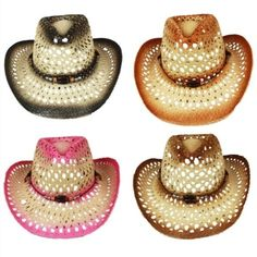 90c78f376a0 Cowboy WESTERN HAT BUCKET Cowgirl Outdoor Bucket Straw MEN WOMEN CAP  CHRISTMAS  OutdoorCap  CowboyHat