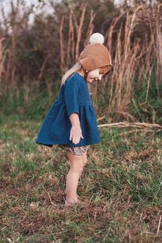 Handmade Cotton Tunic Dress | Gypsyandfree on Etsy