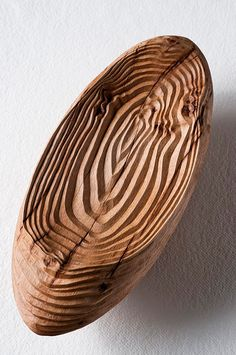 Forms Crafted from Wood – Hand Carved Wooden Sculptures by Alison Crowther #art #sculpture #wood