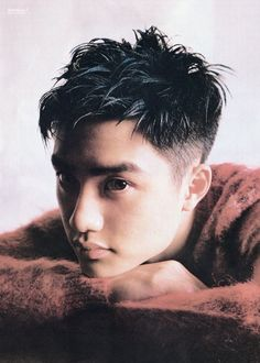 2/4 「High Cut」&【必読】インタビュー!! | Special Voice|EXO D.O. ギョンス