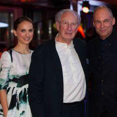 Natalie Portman, Marion Jollès-Grosjean : Leur sourire illumine Paris