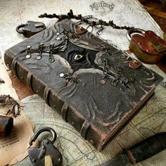 Unchained Grimoire by MilleCuirs
