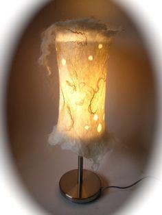 TischLampe - Filz-Art - Table Lamps
