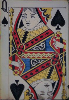 Queen of Spades - (Lbb046)