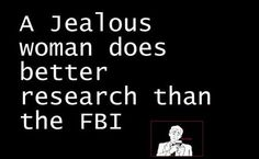 hahaha this reminds me of my best friend in high school...she should have been an agent!
