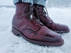 Cheaney Pennine IIR veldtschoen boots by sf user scrwl