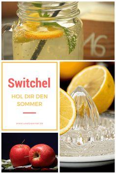 Switchel Sommergetränk