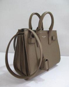 http://www.ahandbag.se/purse/handbags/yves-saint-laurent-sac-de-jour-nano-grained-calfskin-grey-bag/