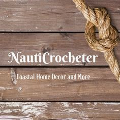 Browse unique items from NautiCrocheter on Etsy, a global marketplace of handmade, vintage and creative goods.