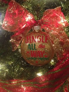 Will You Marry Me Ornament Christmas Proposal Marry by SweetSights