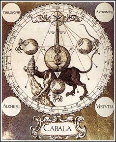 English Qabalah was a form of the study in mysticism that interpreted letters of the alphabet based on numerological significance. In Dee's time, several systems were being devised and actively practiced. (2. [p. 634])