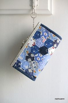 Souleiado fabric purse
