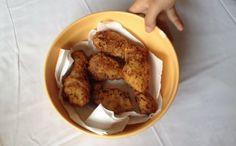 LES RECETTES  COMMENT FAIRE DU POULET KFC