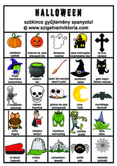 English Phrases, English Quotes, English Study, Learn English, Posh English, Picture Dictionary, Vocabulary, Witch, Halloween