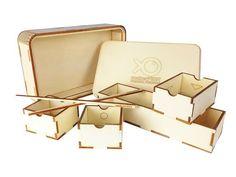 BENTOBOX by Makerfish #lasercut #box
