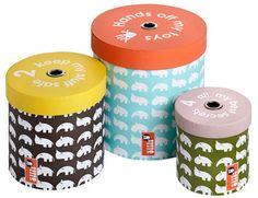 Box sæt fra Silly U Zoopreme - 3 runde boxe lillebi.dk / Ønskebørn (fredericia) : 169kr
